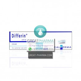 DIFFERIN 0.1% CREAM | 30g