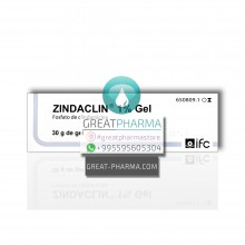 ZINDACLIN 1% GEL | 30g/1.06oz