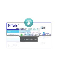 DIFFERIN GEL 0.1% |   30g