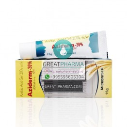 AZIDERM CREAM 20% | 15g/0.53oz