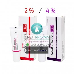 MELLODERM-HQ CREAM 2% / 4% | 7g