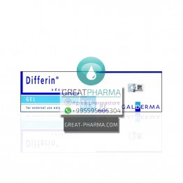 DIFFERIN GEL 0.1% | 30g/1.06oz